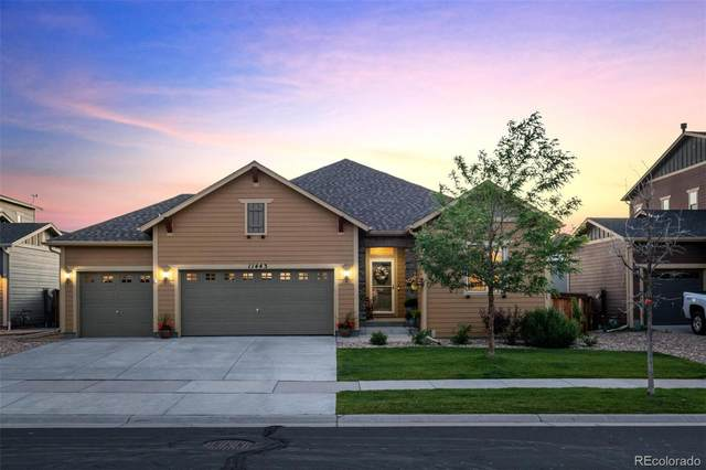 11443 Lovage Way, Parker, CO 80134 (#9067998) :: The Dixon Group
