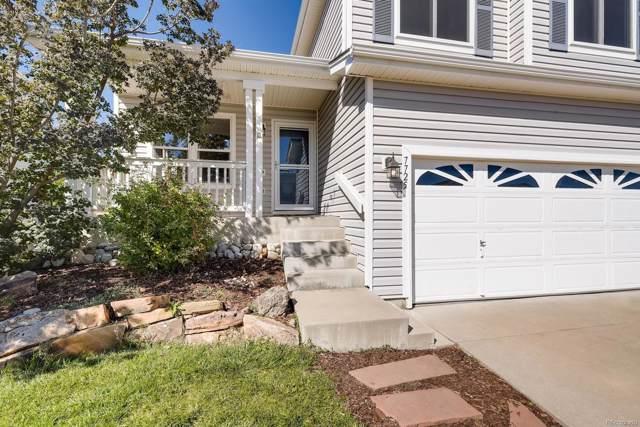 7725 Mule Deer Place, Littleton, CO 80125 (MLS #9068218) :: 8z Real Estate