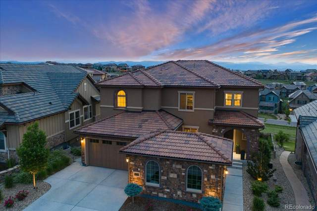 10757 Greycliffe Drive, Highlands Ranch, CO 80126 (#9068744) :: The Gilbert Group