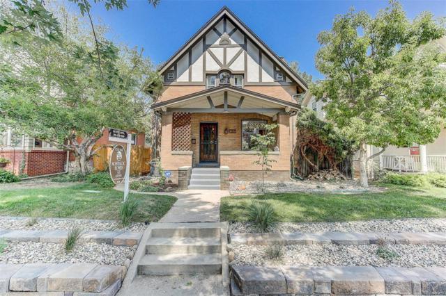 3173 W 34th Avenue, Denver, CO 80211 (#9068779) :: The Peak Properties Group