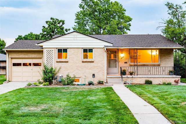 436 S Kendall Street, Lakewood, CO 80226 (#9068987) :: The HomeSmiths Team - Keller Williams