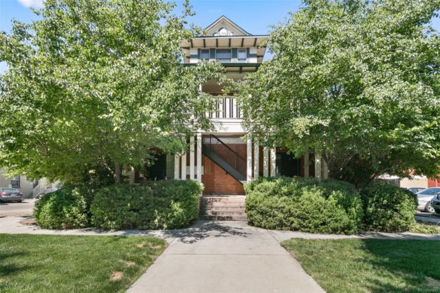 1647 Clarkson Street #2, Denver, CO 80218 (#9069173) :: My Home Team