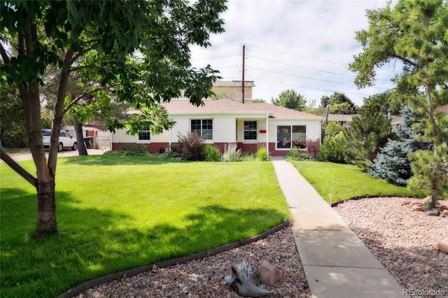 7154 E 4th Avenue, Denver, CO 80220 (#9069684) :: milehimodern