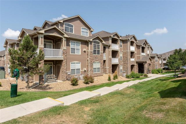 7440 S Blackhawk Street #204, Englewood, CO 80112 (#9069991) :: The Heyl Group at Keller Williams