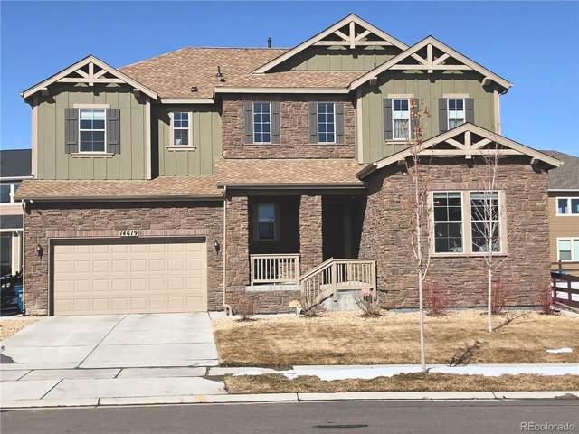 14619 Crouch Place, Parker, CO 80134 (#9070055) :: The Brokerage Group