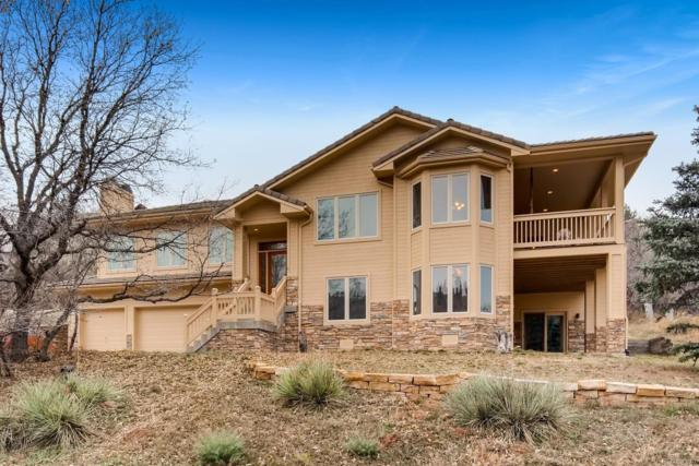 6583 Big Horn Trail, Littleton, CO 80125 (#9070133) :: HomePopper