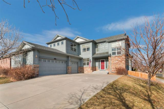 15787 E 97th Place, Commerce City, CO 80022 (#9070367) :: The Peak Properties Group