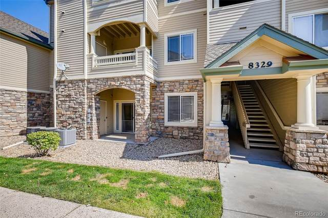 8329 S Independence Circle #106, Littleton, CO 80128 (#9071123) :: The HomeSmiths Team - Keller Williams