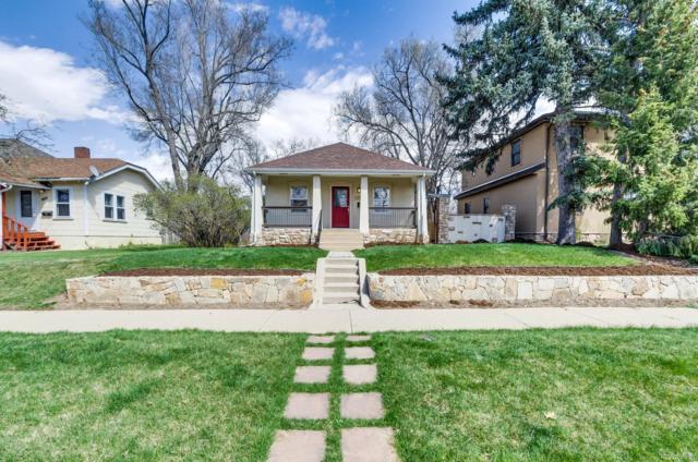 1780 S Marion Street, Denver, CO 80210 (#9071583) :: Wisdom Real Estate