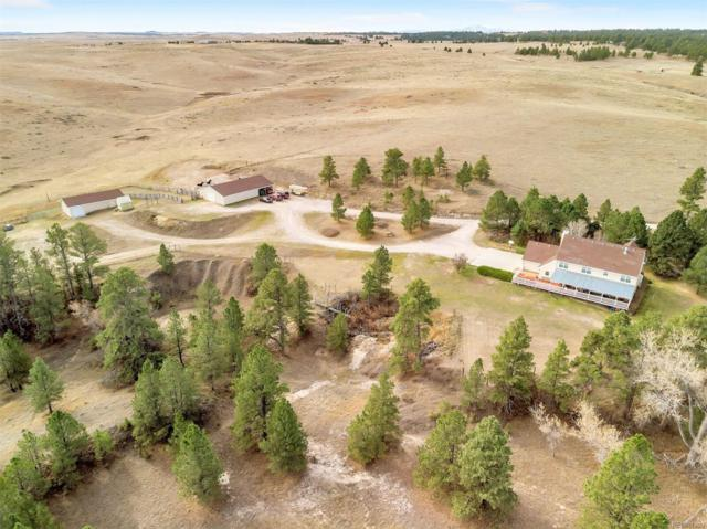 31200 Private Road 57, Kiowa, CO 80117 (#9071703) :: Mile High Luxury Real Estate