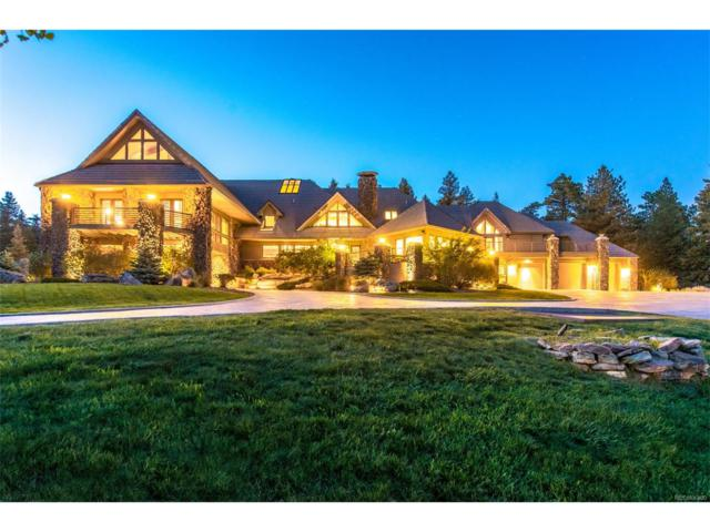 6917 Timbers Drive, Evergreen, CO 80439 (MLS #9071740) :: 8z Real Estate