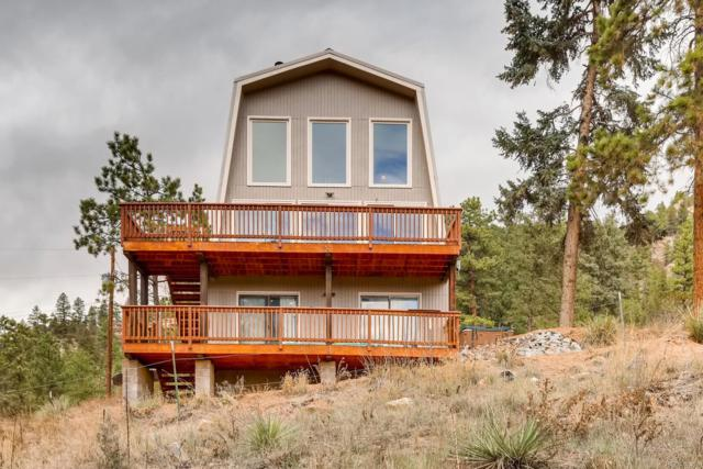 15142 S Elk Creek Road, Pine, CO 80470 (#9071766) :: Berkshire Hathaway Elevated Living Real Estate