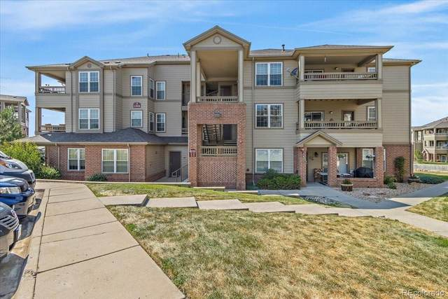 12928 Ironstone Way #204, Parker, CO 80134 (#9071817) :: Own-Sweethome Team