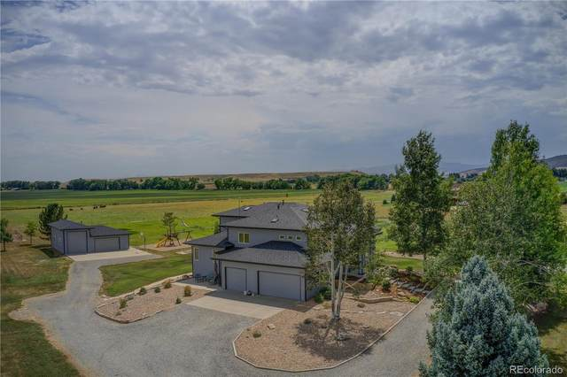14720 Creekside Lane, Longmont, CO 80503 (#9072706) :: iHomes Colorado