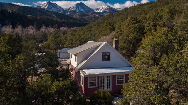 1000 County Road 48, Howard, CO 81233 (#9072799) :: Berkshire Hathaway Elevated Living Real Estate