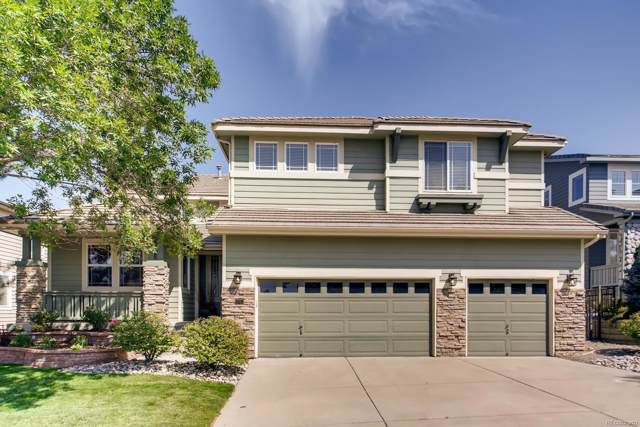 2761 Rockbridge Drive, Highlands Ranch, CO 80129 (#9072839) :: The HomeSmiths Team - Keller Williams