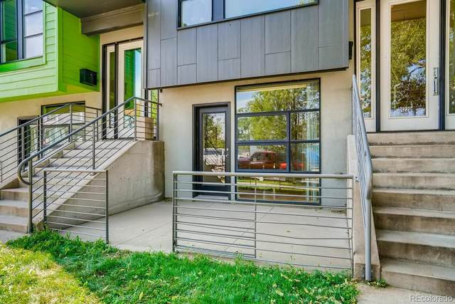 1220 26th Street, Denver, CO 80205 (#9073434) :: Briggs American Properties
