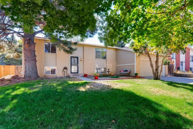 3118 S Mobile Way, Aurora, CO 80013 (#9073669) :: The Peak Properties Group