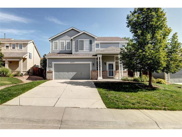 4907 Stoneham Avenue, Castle Rock, CO 80104 (MLS #9073799) :: 8z Real Estate