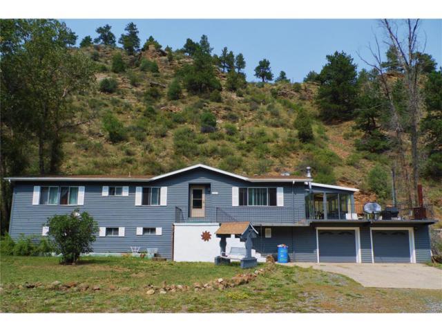 568 Colorado Hwy 103 Road, Idaho Springs, CO 80452 (MLS #9073810) :: 8z Real Estate