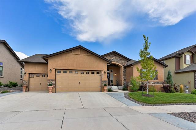 1429 Yellow Tail Drive, Colorado Springs, CO 80921 (#9073922) :: The DeGrood Team