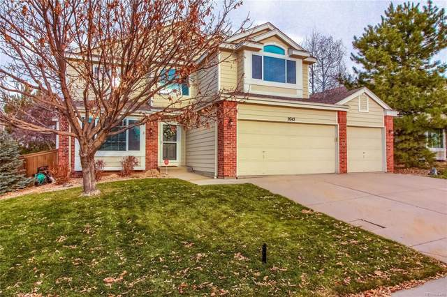 9742 S Bexley Drive, Highlands Ranch, CO 80126 (#9074861) :: The Peak Properties Group