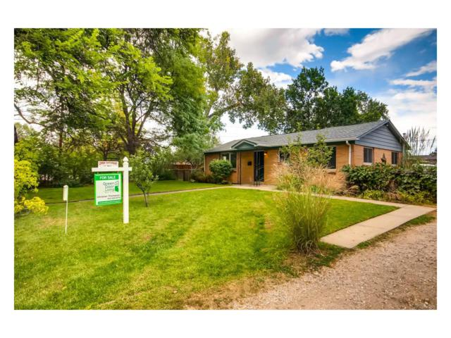 3190 Newland Street, Wheat Ridge, CO 80214 (MLS #9074942) :: 8z Real Estate