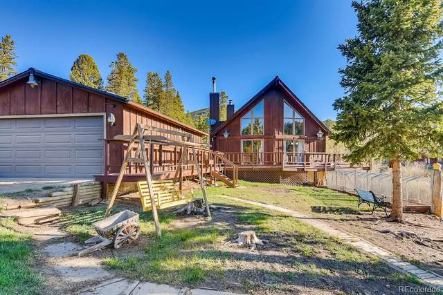 399 Juniper Road, Black Hawk, CO 80422 (#9075137) :: The Griffith Home Team
