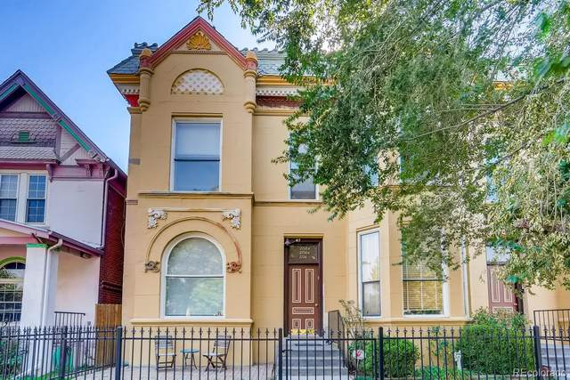 2712 Stout Street A, Denver, CO 80205 (#9075170) :: Mile High Luxury Real Estate