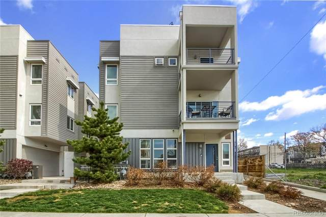 2725 W 25th Avenue #6, Denver, CO 80211 (#9075502) :: HomeSmart