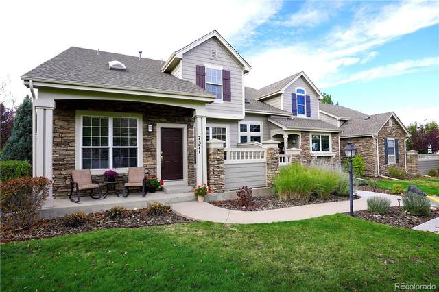 7371 Norfolk Place, Castle Pines, CO 80108 (#9075823) :: Chateaux Realty Group