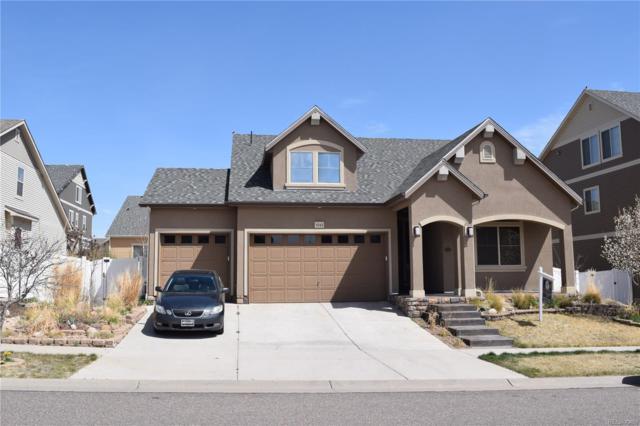 5342 Kirk Street, Denver, CO 80249 (#9076131) :: The Peak Properties Group