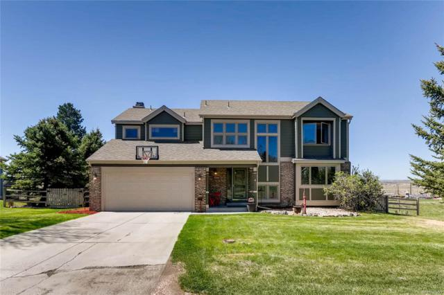 7330 Meadow View, Parker, CO 80134 (#9076162) :: The Pete Cook Home Group