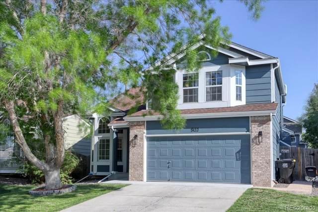 5122 Devon Avenue, Castle Rock, CO 80104 (MLS #9076490) :: Find Colorado