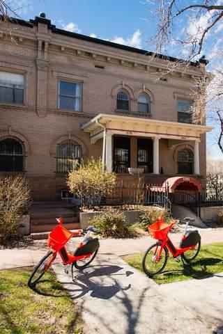 1579 N Ogden Street, Denver, CO 80218 (MLS #9076616) :: Bliss Realty Group