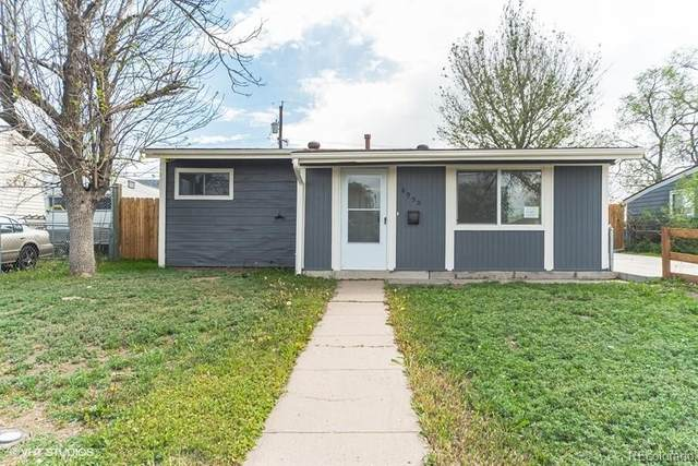 6950 Birch Street, Commerce City, CO 80022 (#9076850) :: The Griffith Home Team