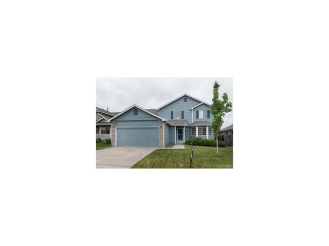 22676 E Crestline Avenue, Aurora, CO 80015 (#9076951) :: The Peak Properties Group