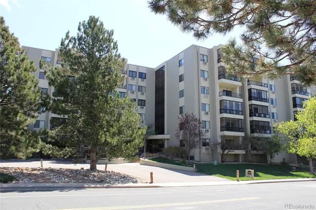13800 E Marina Drive #303, Aurora, CO 80014 (#9077149) :: The Peak Properties Group