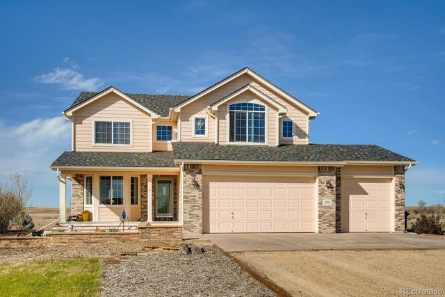 35051 E 10th Drive, Watkins, CO 80137 (#9077193) :: The DeGrood Team
