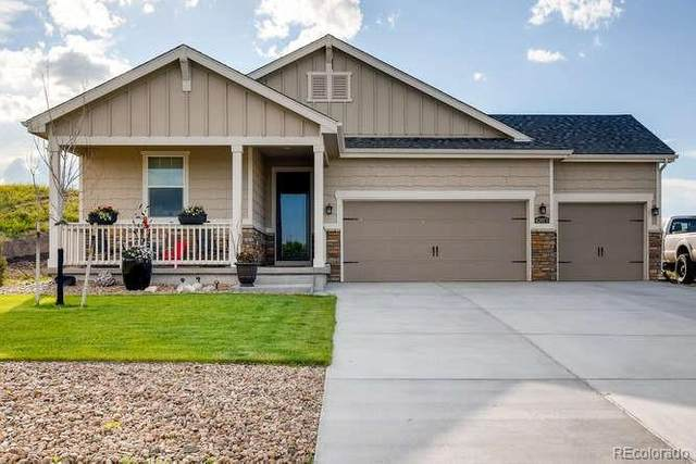 42073 S Pinehurst Circle, Elizabeth, CO 80107 (MLS #9077384) :: 8z Real Estate