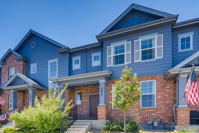 4877 S Algonquian Way, Aurora, CO 80016 (MLS #9077467) :: 8z Real Estate