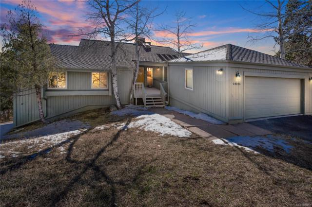 24245 Choke Cherry Lane, Golden, CO 80401 (#9077954) :: Structure CO Group