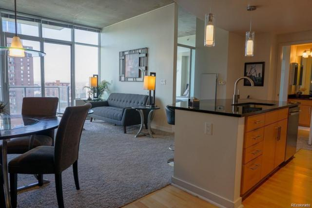 891 14th Street #2907, Denver, CO 80202 (#9078290) :: The Healey Group