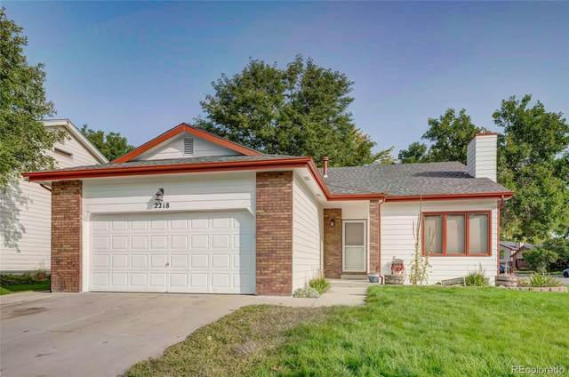 2218 Cedarwood Drive, Fort Collins, CO 80526 (#9079297) :: Peak Properties Group
