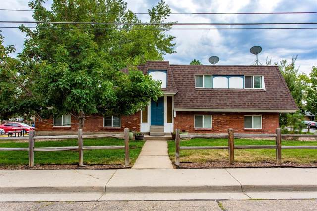 7660 W 65th Avenue, Arvada, CO 80004 (#9079327) :: HomePopper