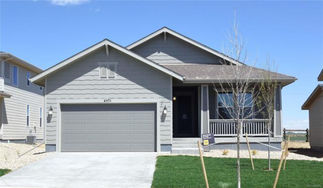 4571 N Bend Way, Firestone, CO 80504 (#9079423) :: Bring Home Denver with Keller Williams Downtown Realty LLC