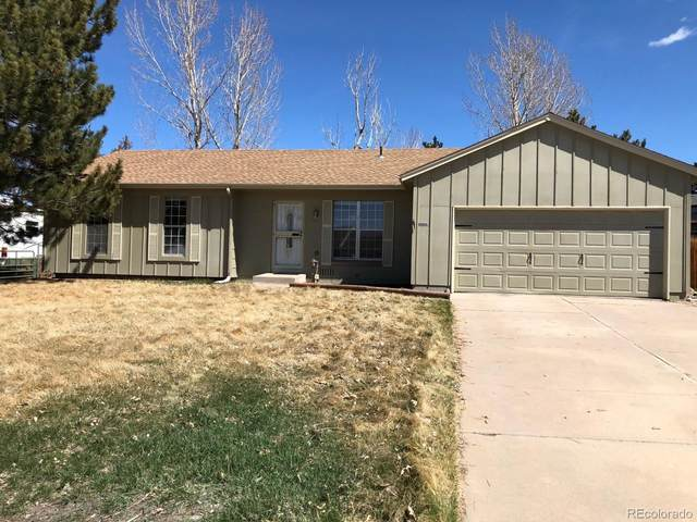 11118 N Donley Drive, Parker, CO 80138 (#9079616) :: The Gilbert Group