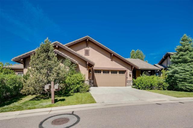 4371 Chateau Ridge Lane, Castle Rock, CO 80108 (#9079780) :: Wisdom Real Estate