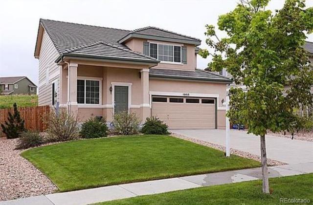16468 E Jackalope Drive, Parker, CO 80134 (MLS #9079944) :: 8z Real Estate