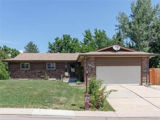 Address Not Published, , CO  (MLS #9079945) :: 8z Real Estate